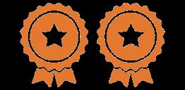 Level 2 CPD Award Badges
