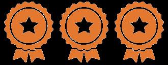 Level 3 CPD Award Badges